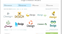 With the arrival of spring, we decided to redesign the logo creation wizard.