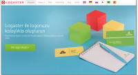 Turkishvisitors can create logos in their native language!