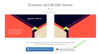 Contents 1. About Zazzle 2. How to print a business card with Zazzle 3. Payment and delivery 4. Video instruction The Logaster website offers a new option which enables you […]
