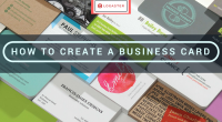 When it comes to business card design, create your own. Here are the steps to make a business card, including information about creating it with Logaster online and more.