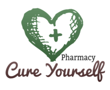 cure yourself Logaster Logo