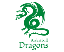Basketball Dragons Logaster logo