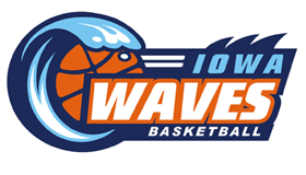 Iowa Waves Logo