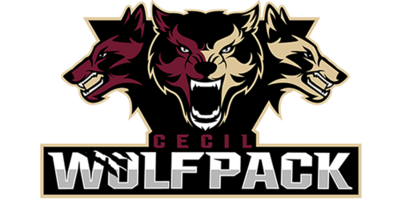 Cecil Wolfpack Logo
