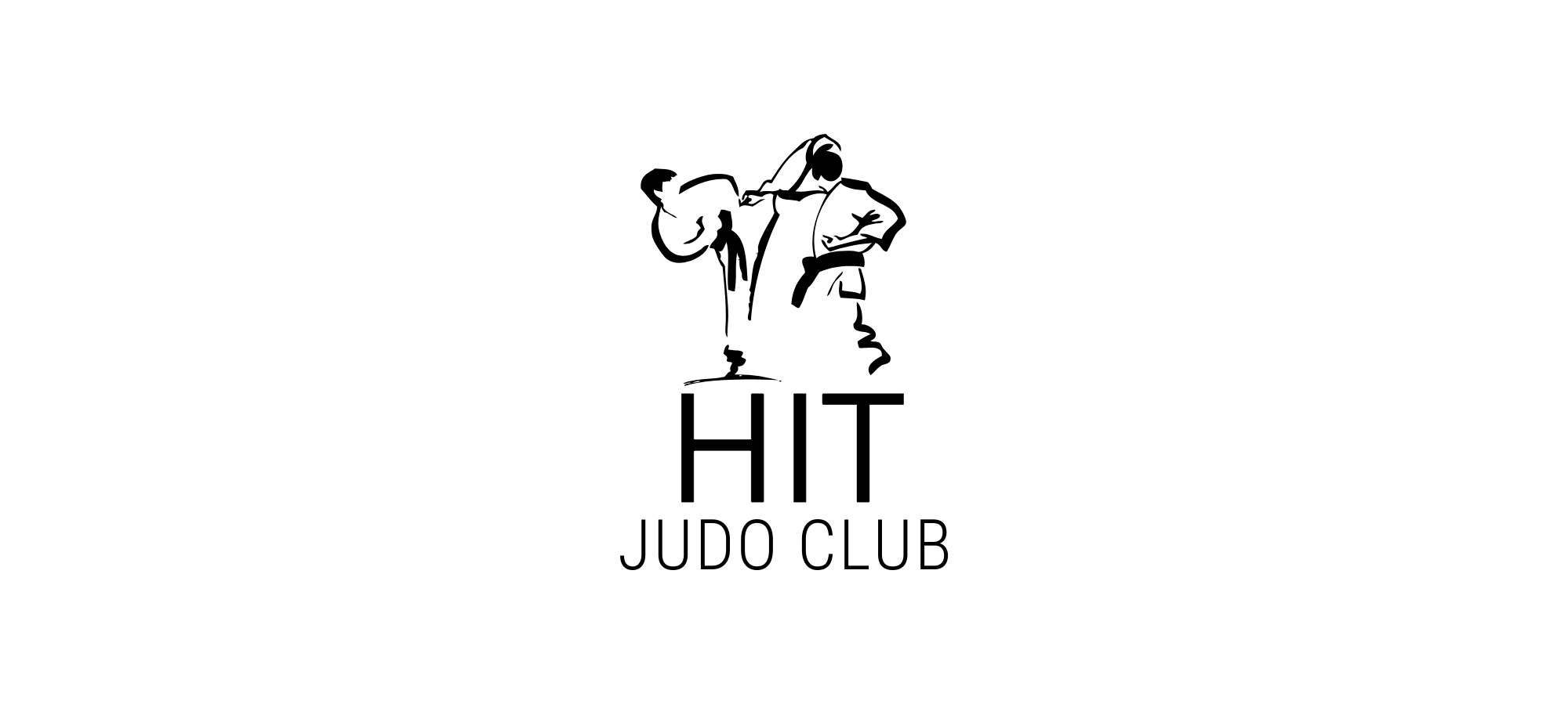 Hit Judo Club Logaster logo