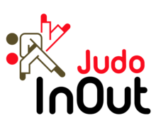 Judo In Out Logaster logo