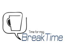 Break Time Logaster Logo