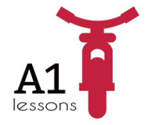 A1 Lessons Logaster Logo