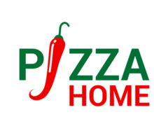 Pizza Home Logaster logo