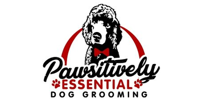 Pawsitively Dogs Grooming Logo