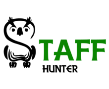 Taff Hunter Logaster logo