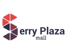 Serry Plaza Mall Logaster Logo