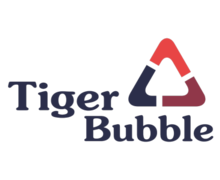 Tiger Bubble Logaster Logo