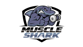 Muscle Shark Logo