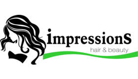 Impressions Hair And Beauty Logo