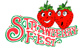 Strawberry Fest Logo