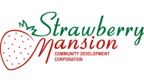 Strawberry Mansion Logo