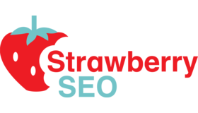 Strawberry Seo Logo
