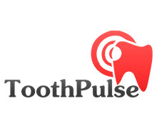 Tooth Pulse Logaster Logo