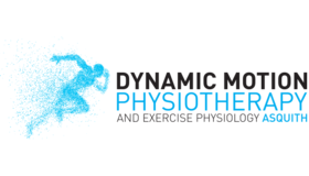 Dynamic Motion Physiotherapy Logo