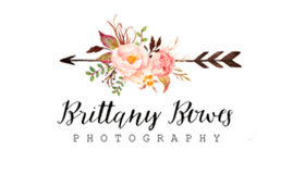 Brittany Bowes Photography Logo