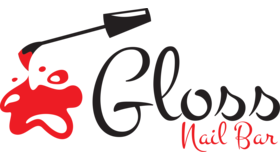 Gloss Nail Bar Logo