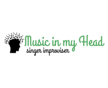 Music In My Head Logaster Logo